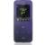 2015 nueva caliente original de 4 GB 1.8 pulgadas ONN Q9 metálica púrpura mini deporte con la radio de fm de música mp3 de la ayuda 1-32 GB micro TF/tarjeta SD