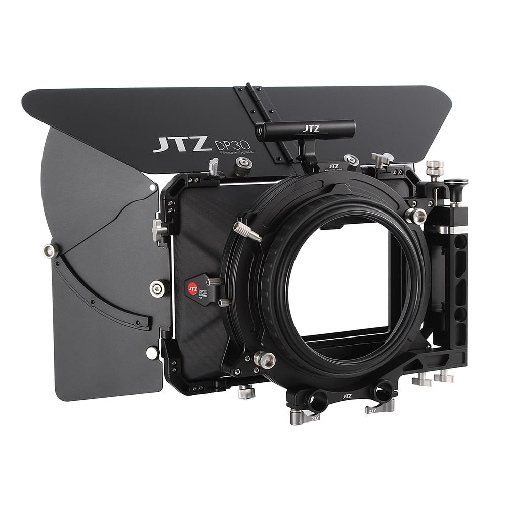 JTZ DP30 Cine ألياف الكربون 4x5.65