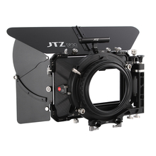 "JTZ DP30 Cine Karbon Fiber 4x5.65 ""mat kutu 15mm/19mm Sony ARRI KıRMıZı CANON a7 A7R A7RS A7RSIII GH4 GH5 GH6 A6500 FS7"