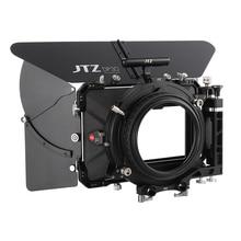 """JTZ DP30 Cine fibre de carbone 4x5.65 """"boîte mate 15mm/19mm pour Sony ARRI rouge CANON A7 A7R A7RS A7RSIII GH4 GH5 GH6 A6500 FS7"""