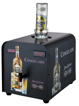 SICAO 1.8L Cold Liquor Dispenser with Tap Supply Liquor Refrigerater Wine Dispenser Machine without logo