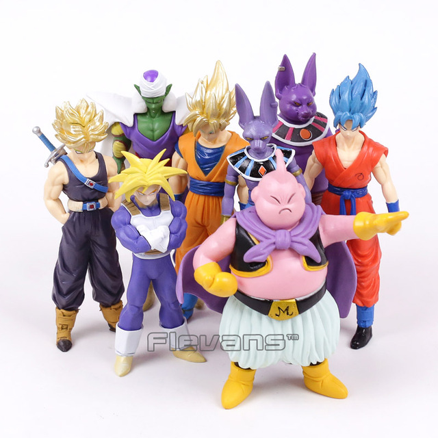 Dragon Ball Z Super Saiyan Goku Badehose Champa Beerus Piccolo Majin
