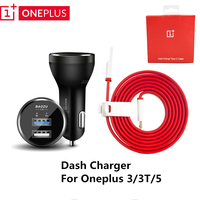 Dash Charger Oneplus 5t Quick Car Charge Adapter Dual Usb 5V 4A Original 100 150cm Usb