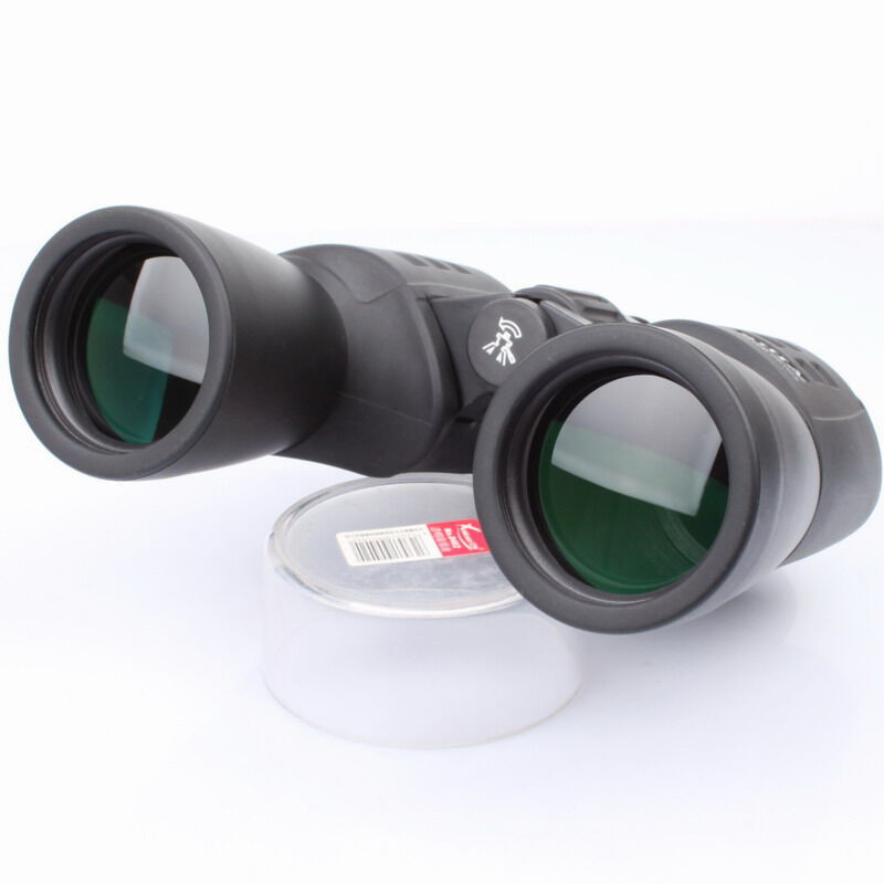 Bijia 12x50 Monoculo Powerful Binocular Big Eyepiece Telescope Paul HD Non-infrared Night Vision Binoculo Spotting Scopes Hunt