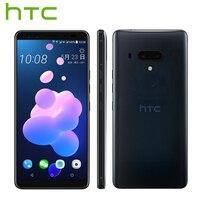 Новый список htc U12 плюс 4G LTE мобильный телефон 6 ГБ 128 ГБ Android 8,0 Snapdragon 845 Octa Core 6,0 дюймов экран 2k IP68 смартфон