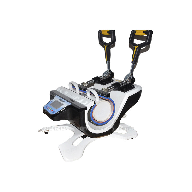 Здесь можно купить  110V/220V Mug Heat Press Machine Mini Double-Station Mug Press Machine Mug Sublimation Transfer Machine ST-210   Инструменты