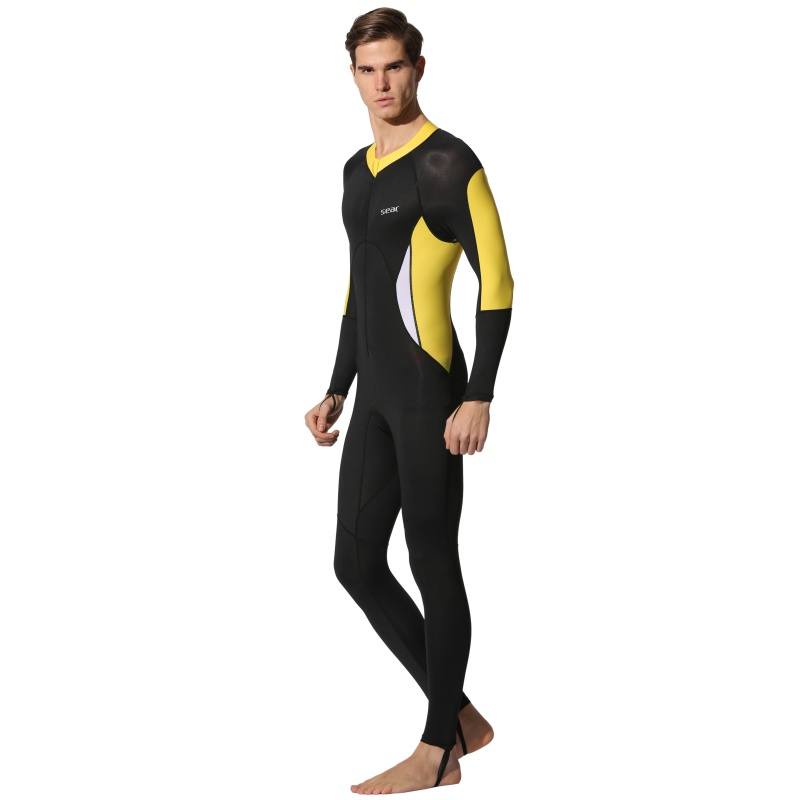 0.5mm Waterproof Diving Suits Wetsuits Men Women Soft Couple Surf Swim Equipment Swimwear Water Sports