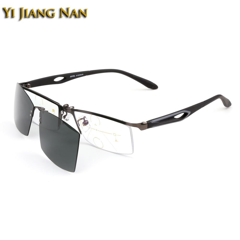 Yi Jiang Nan merk lees zonnebril sport Stype optische progressieve - Kledingaccessoires