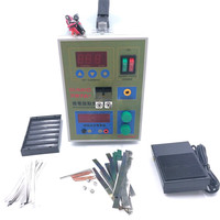 Micro Pulse 787A Battery Spot Welding Machine Recharge Charging Capability Charger Foot Pedal Butt Welder Welding