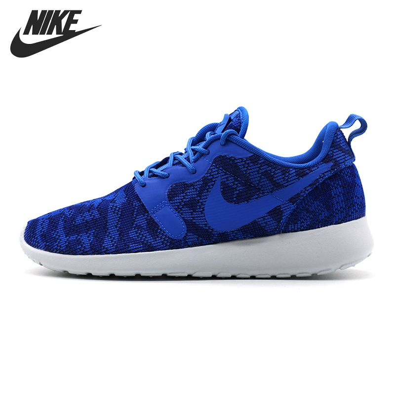 купить Original NIKE Roshe Run Women's  Running shoes sneakers недорого