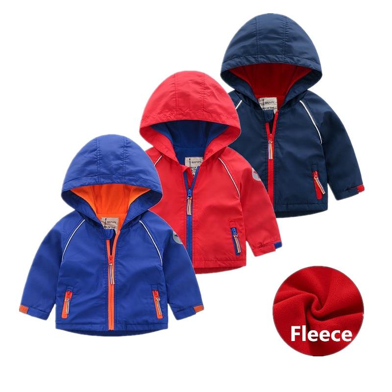 f894b7ec6 Sudadera con capucha bebé niños Chaquetas niños de lana de manga larga  chaqueta de primavera abrigo para niño niña cazadora Casaco niña Tops  trajes de niños