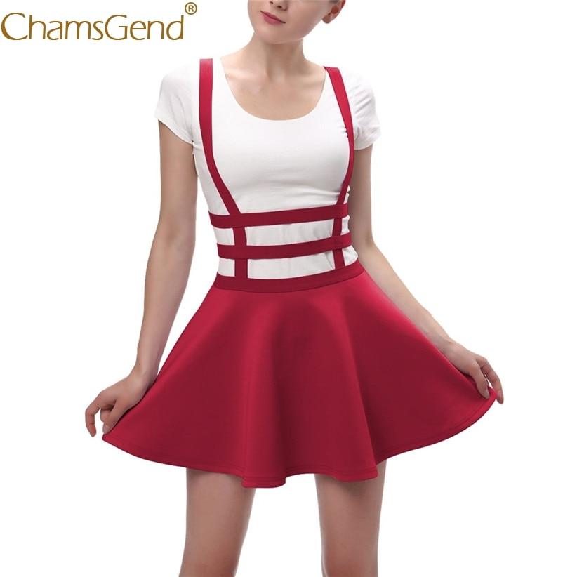 179d24338 Falda plisada con cremallera de Color liso a la moda femenina Mini falda de  Mujer para Mujer 90226