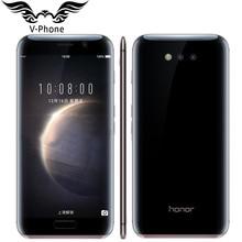 "Оригинальный Huawei Honor Magic 4 г LTE мобильный телефон KIRIN 950 4 ГБ ОЗУ 64 ГБ ROM Android 6.0 5.09 ""2 К 2560X1440px двойная камера 12 + 12 Мп"