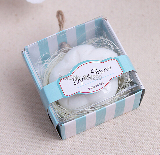 50 pcs free shipping by the shore sand dollar soap beach theme