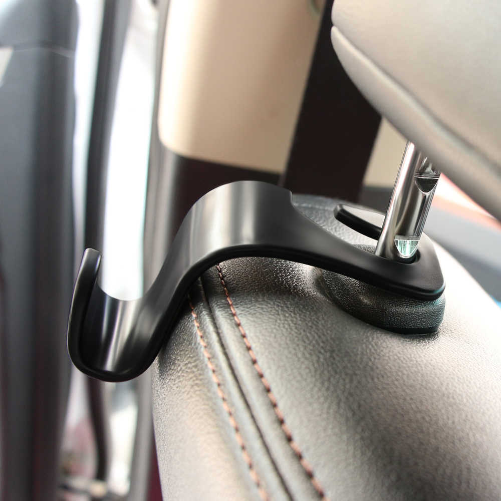 Universal Car Sedile Posteriore Bagagli Ganci per BMW E90 F30 F10 Audi A3 A6 C5 C6 Opel Insignia Alfa Romeo ssangyong Accessori