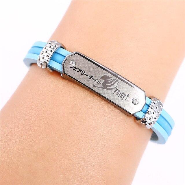 Fairy Tail Blue Bracelet
