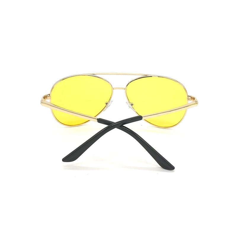 7554931b38 Gafas De Sol polarizadas Lentes amarillos para hombre para conducir por la  noche en polarizadas Lentes De Sol Amarillo hombre elegante al por mayor en  De ...