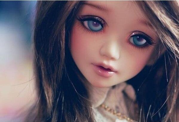 HeHeBJD Brand new 1/4 bambola bjd lusis e sisite bjd modo caldo della bambola bjd bella moda a basso prezzo-in Bambole da Giocattoli e hobby su  Gruppo 2