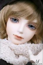 Doll BJD SD doll 3 LUTS Senior Delf IDO  without shoes clothes makeup
