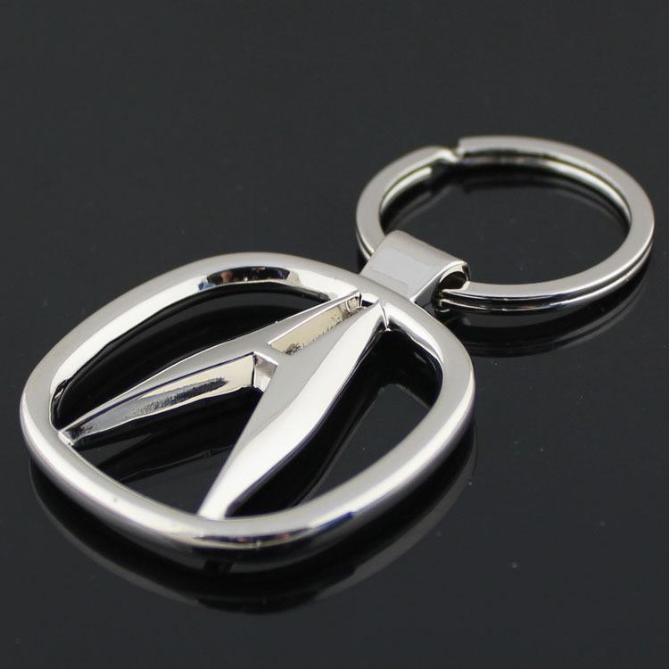 Key Ring For Acura Keychain Car Logo Key Chain Keyring Auto Pendant - Acura keychain