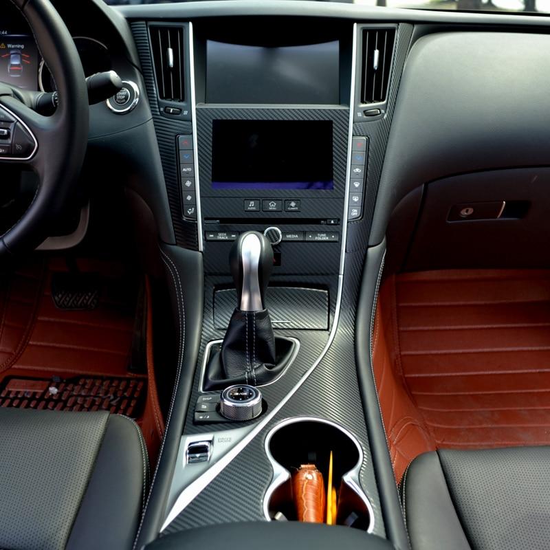 Auto-styling Noua masina de interior Centrul de consolă Schimbarea - Accesorii interioare auto