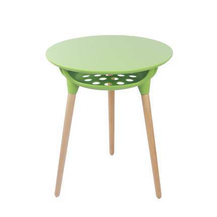 Cafe Tables Cafe Furniture Home Furniture Solid Wood +plastic Round Table  Square Coffee Table Basse
