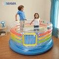 Niños Juguete Inflable Sofá Redondo Tipo de Trampolín de Interior Patio Al Aire Libre Jugar Al Billar Bola de Material de PVC de Espesor