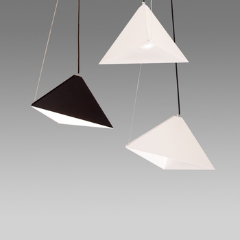 Nordic style Geometry Design Restaurant Simple Modern Personality Art Bar Adjustable Angle Iron Pendent lamp Hanging