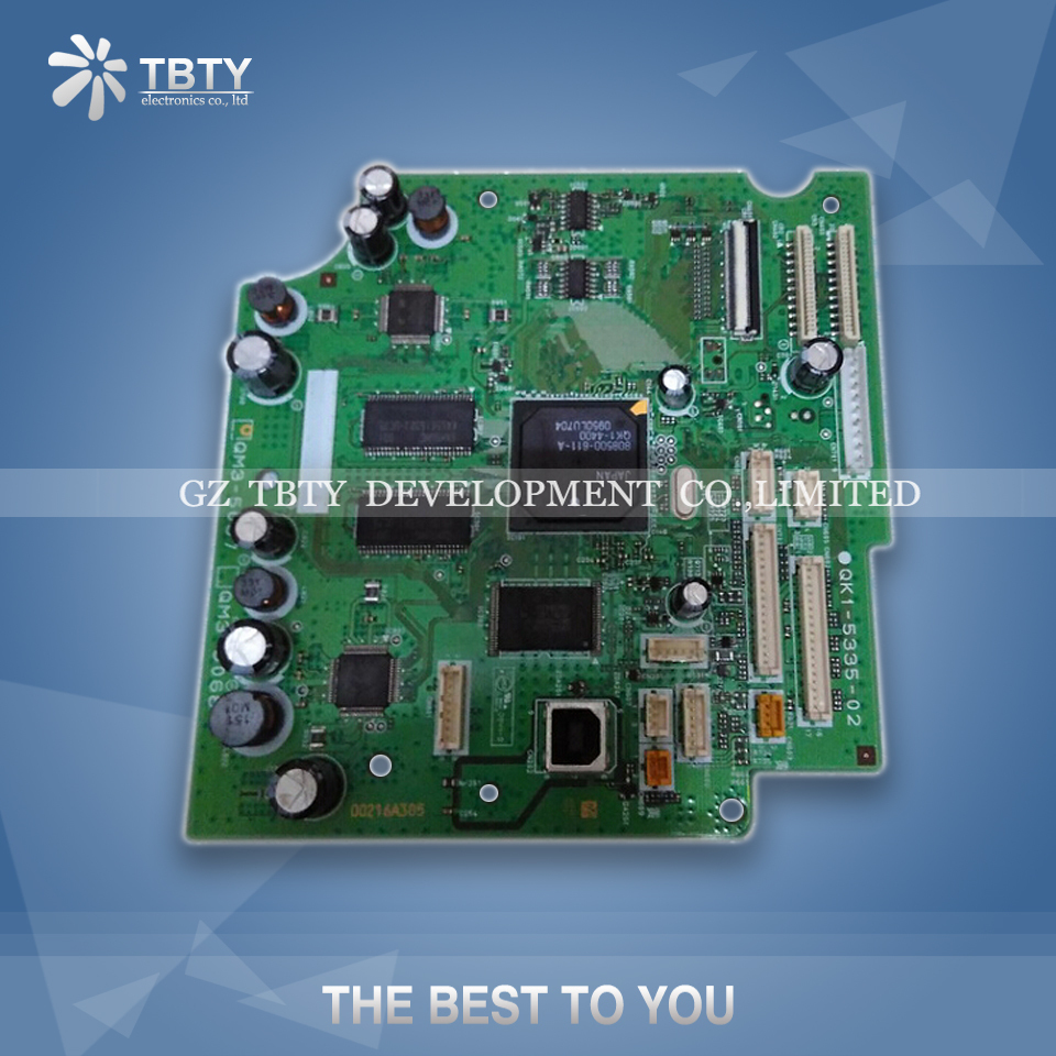 100% Test Main Board For Canon PRO9000II PRO 9000 MARK II 9000II Formatter Board Mainboard On Sale mainboard for canon lbp 5300 lbp5300 rm1 4421 formatter board main board on sale