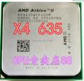 The new quad-core CPU For AMD Athlon X4 635 CPU AM3 938 sheets of needle official version of the desktop CPU
