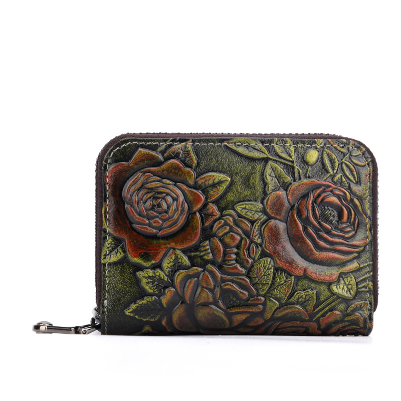 Genuine Leather Women Retro Card Holder Wallet Bank Credit Card Case ID Holders Women cardholder porte carte takem 2018 genuine leather man women card holder business wallet bank credit card case id holders female cardholder porte carte