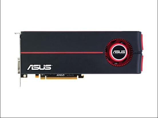 Second - Hand Graphics Card HD5870 1GB Public Graphics Card