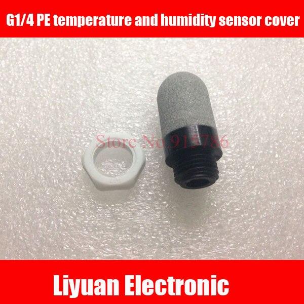 competitive price 88bc8 c9a36 M12 PE waterproof sensor case / SHT10 SHT11 SHT20 SHT21 temperature ...