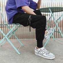 Summer New Man Leisure Time Hong Pants Korean Joggers Hip Hop Streetwear Skateboard Personality City Boy Trend Exquisite