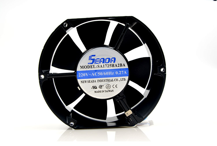 New original 220V 0.27A SA1725ha2ba 17251 17CM ball axial flow fan new original dc24v 1 46a 5920vl 05w b60 17251 17cm cm inverter fan