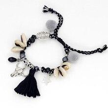 Jewelry Women's Bracelets Bohemian Colorful Accessories Handmade (2 colors)