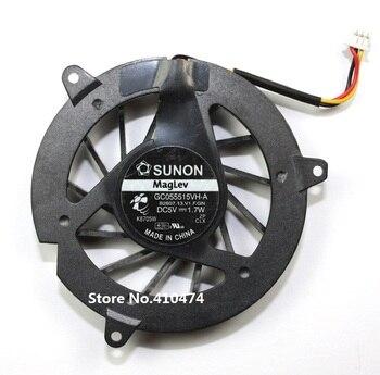 SSEA original nuevo ventilador de refrigeración de la CPU para Acer Aspire...