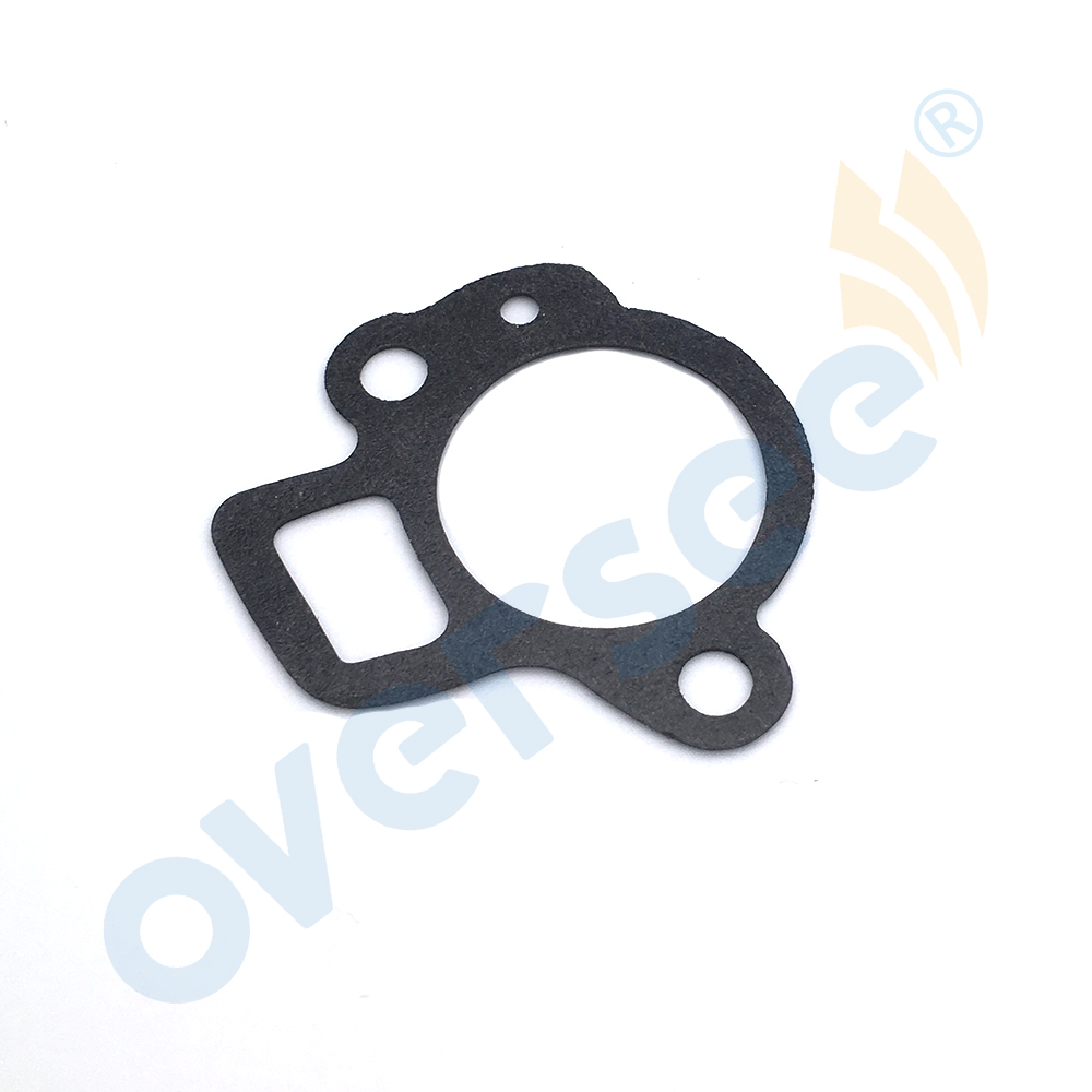 OVERSEE For Yamaha Outboard 9.9-70 Hp Thermostat Gasket 541-25, 27-824853, 6H3-12414-A1OVERSEE For Yamaha Outboard 9.9-70 Hp Thermostat Gasket 541-25, 27-824853, 6H3-12414-A1