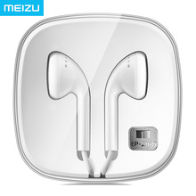 Original Meizu Earphone EP21HD EP21 HD with remote and microphone best for MX4 Pro MX5 Pro 5 HIFI phones