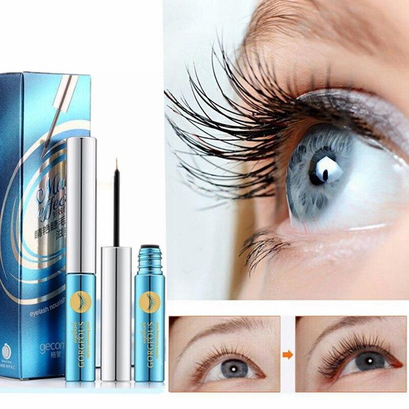 Eyelash Growth Treatments Enhancer Natural Medicine Nutritious Lash Eye Lashes Lengthening Eyelashes Serum Grow Eyes Makeup
