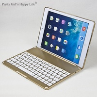 For iPad Air 1 9.7 inch Wireless Bluetooth Keyboard Case For iPad Air 1 9.7 Tablet Stand Cover Flip Capa Fundas+Stylus