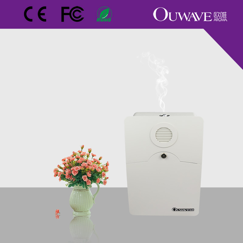 2016 New Products Hvac Connection Electric Home Scent