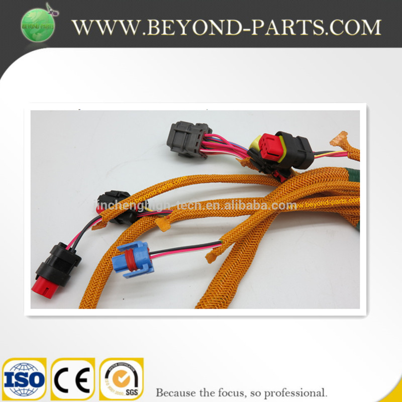 195 7336 E320D excavator engine wiring harness construction machine parts aliexpress com buy 195 7336 e320d excavator engine wiring wiring harness construction at readyjetset.co