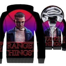 цены на Mens Jacket 3D Print Funny Hoodie Men Hooded Sweatshirt Winter Thick Fleece Warm Zip up Coat Hip Hop Streetwear  в интернет-магазинах