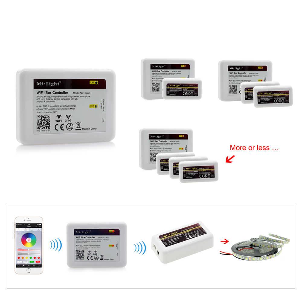 Mi свет дистанционное управление диммер DC12-24V регулировка яркости для светодиодные ленты