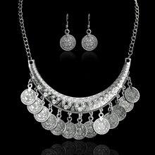Hot Sale Bohemian Vintage Chokers Necklace Fashion Ethnic Ca