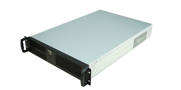 DP215N new 2U standard industrial control server chassis frame type chassis ATX power supply 1u standard server chassis