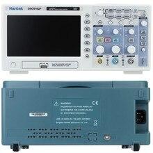 Hantek DSO5102P 100 МГц Цифровой Запоминающий Осциллограф 2CH 1Gs 7 «TFT 8-bit 4nS/div-80S/divDigital Хранения gsa/с 7» Tft Lcd