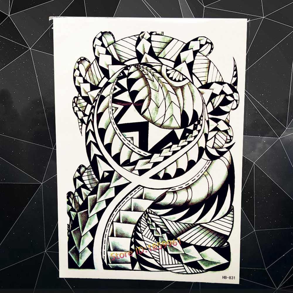 Braço sexy ombro decalques flash tatuagem manga aqsa34 ameixa sakura flor braço tatuagem à prova dwaterproof água arte do corpo tatuagem temporária adesivos