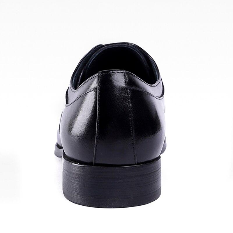 0eb218c3355 Hombres Grimentin Formal Up De Negocio Clásico Wr1q8ori Boda Lace Estilo Negro  Genuino Vestir Zapatos Italiano Cuero CxYdqPgwd